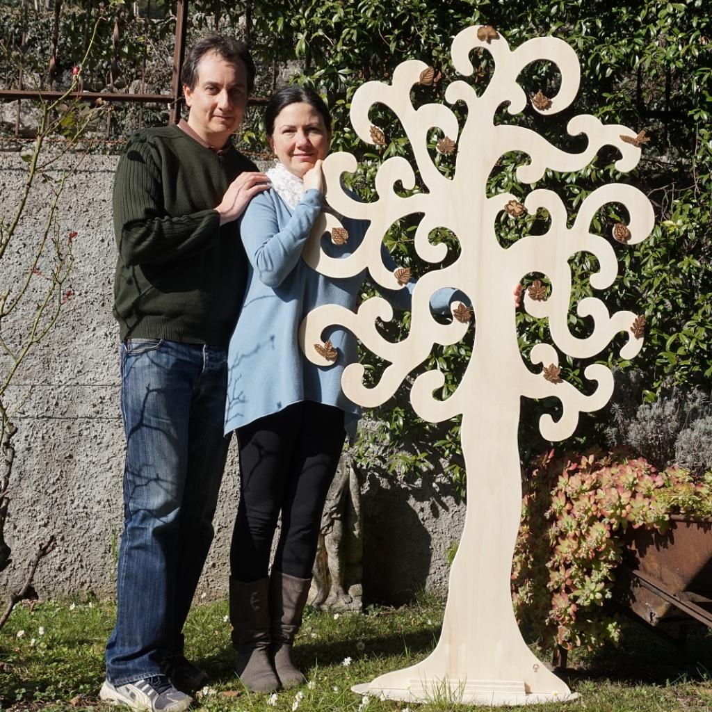Laura e Michele - Tableau de mariage Albero