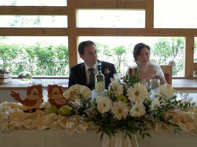 Tableau de mariage albero della vita - segnaposti