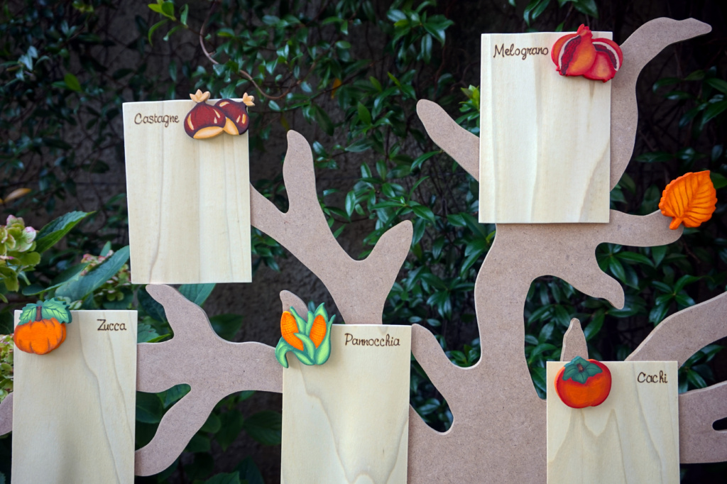 Tableau-Mariage-albero-frutta-dettaglio
