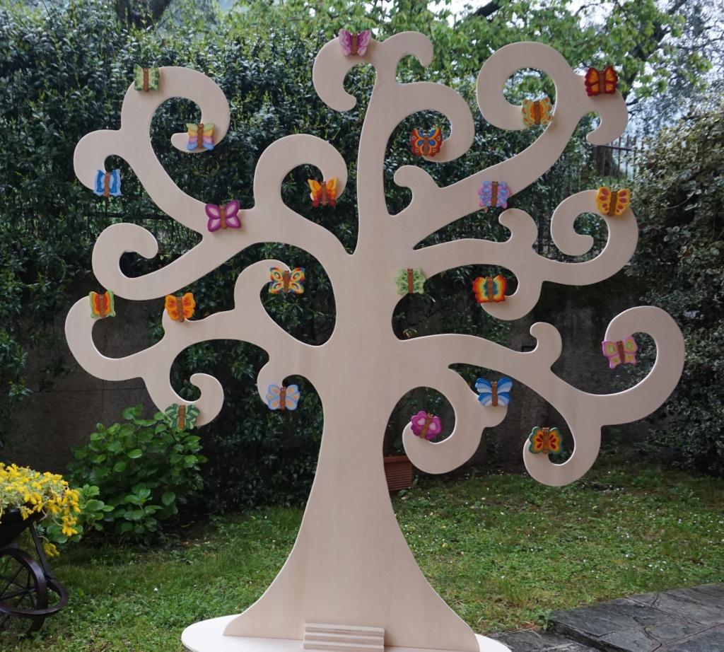 Tableau-mariage-albero-della-vita-legno